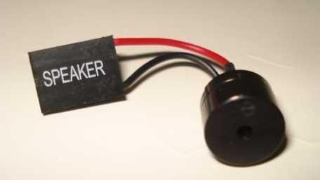 Speaker externo para placa madre Saber lo que significan los pitidos (beeps) del PC