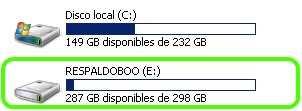 Capacidad Real Disco Duro Hitachi 320 GB ¿Por qué los discos duros tienen menor capacidad que la que venden?