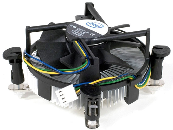 Ventilador Intel CPU